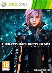 Lightning Returns Final Fantasy 13 (XIII) Xbox 360