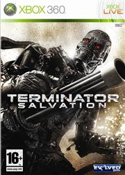 Terminator 4 Salvation Xbox 360