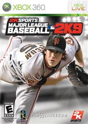 Major League Baseball 2K9 Xbox 360