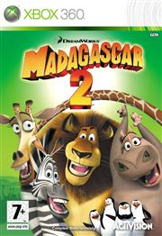 Madagascar 2 Escape to Africa Xbox 360