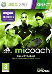 Adidas miCoach The Basics Xbox 360