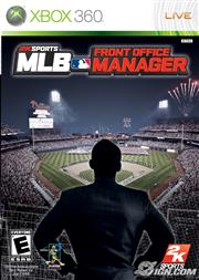 MLB Front Office Manager Xbox 360