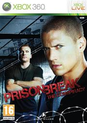 Prison Break The Conspiracy Xbox 360