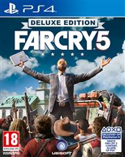 Far Cry 5 (Deluxe Edition) Playstation 4