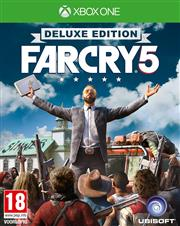 Far Cry 5 (Deluxe Edition) Xbox One