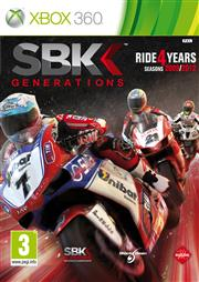 SBK (Superbike) Generations Xbox 360