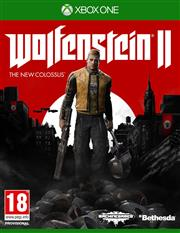 Wolfenstein 2 (II) The New Colossus Xbox One