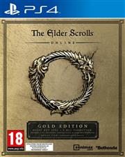 The Elder Scrolls Online Morrowind (Gold Edition) Playstation 4