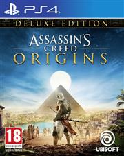Assassin's Creed Origins (Deluxe Edition) Playstation 4