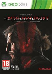 Metal Gear Solid 5 (V) The Phantom Pain Xbox 360