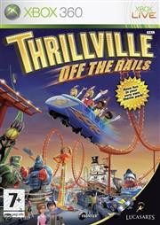 Thrillville Off The Rails Xbox 360