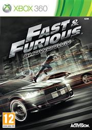 Fast & Furious Showdown Xbox 360