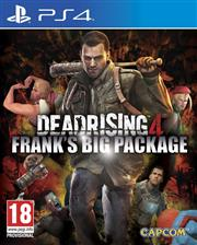 Dead Rising 4 (Frank's Big Package) Playstation 4