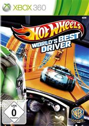 Hot Wheels World's Best Driver Xbox 360