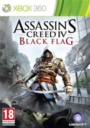 Assassin's Creed 4 (IV) Black Flag Xbox 360