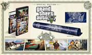 Grand Theft Auto 5 (GTA V) Special Edition Xbox 360