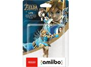 Amiibo Legend Of Zelda Collection Link Breath Of The Wild NFC