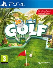 3D Minigolf Playstation 4