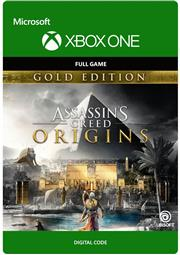 Assassin's Creed Origins Gold Edition (Digitaal Code) Xbox One