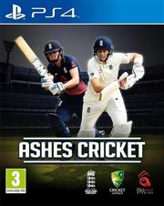 Ashes Cricket Playstation 4