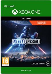 Star Wars Battlefront 2 (II) (Digitaal Code) Xbox One