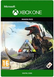 ARK Survival Evolved Season Pass (Digitaal Code) Xbox One