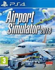 Airport Simulator 2018 Playstation 4
