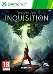 Dragon Age 3 (III) Inquisition Xbox 360