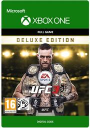 UFC 3 (EA Sports) (Deluxe Edition - Digitaal Code) Xbox One