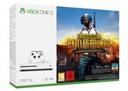 Microsoft Xbox One S Console Wit (1 TB) + Playerunknown's Battlegrounds