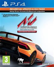 Assetto Corsa (Ultimate Edition) Playstation 4