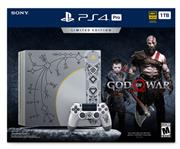 Sony Playstation 4 Console 1 TB (PRO) God of War Limited Special Edition