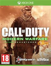 Call of Duty Modern Warfare 2 Remastered Xbox One