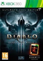 Diablo 3 (III) Reaper of Souls Ultimate Evil Edition Xbox 360