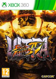 Ultra Street Fighter 4 (IV) Xbox 360