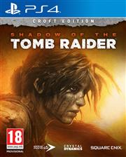 Shadow of the Tomb Raider (Croft Edition) Playstation 4
