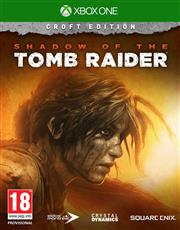 Shadow of the Tomb Raider (Croft Edition) Xbox One