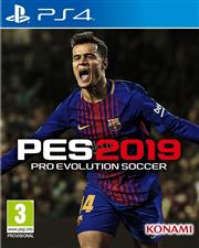Pro Evolution Soccer (PES) 2019 Playstation 4