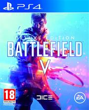 Battlefield 5 (V) (Deluxe Edition) Playstation 4