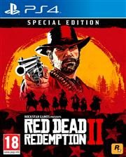 Red Dead Redemption 2 (Special Edition) Playstation 4