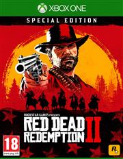 Red Dead Redemption 2 (Special Edition) Xbox One