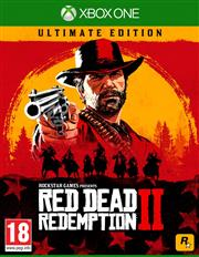 Red Dead Redemption 2 (Ultimate Edition) Xbox One
