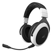 Corsair HS70 Surround Draadloze Gaming Headset Wit