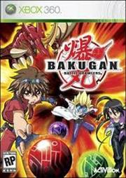 Bakugan Battle Brawlers Xbox 360