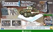 Valkyria Chronicles 4 (Memoirs from Battle Collector Edition) Xbox One