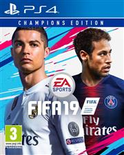 Fifa 19 (Champions Edition) Playstation 4