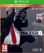 Hitman 2 (Gold Edition) Xbox One