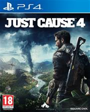 Just Cause 4 (Steelbook Edition) Playstation 4
