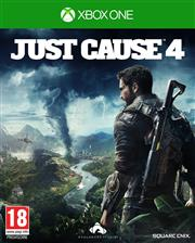 Just Cause 4 Xbox One