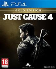 Just Cause 4 (Gold Edition) Playstation 4